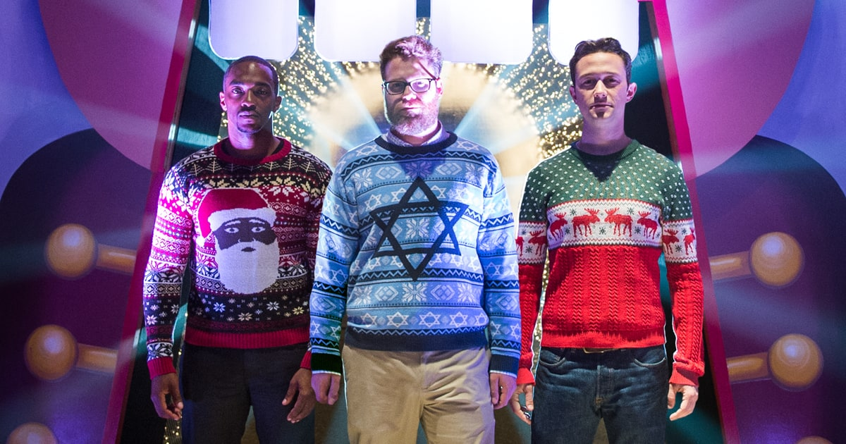 Watch Seth Rogen Ruin Christmas in 'Night Before' Redband Trailer ...