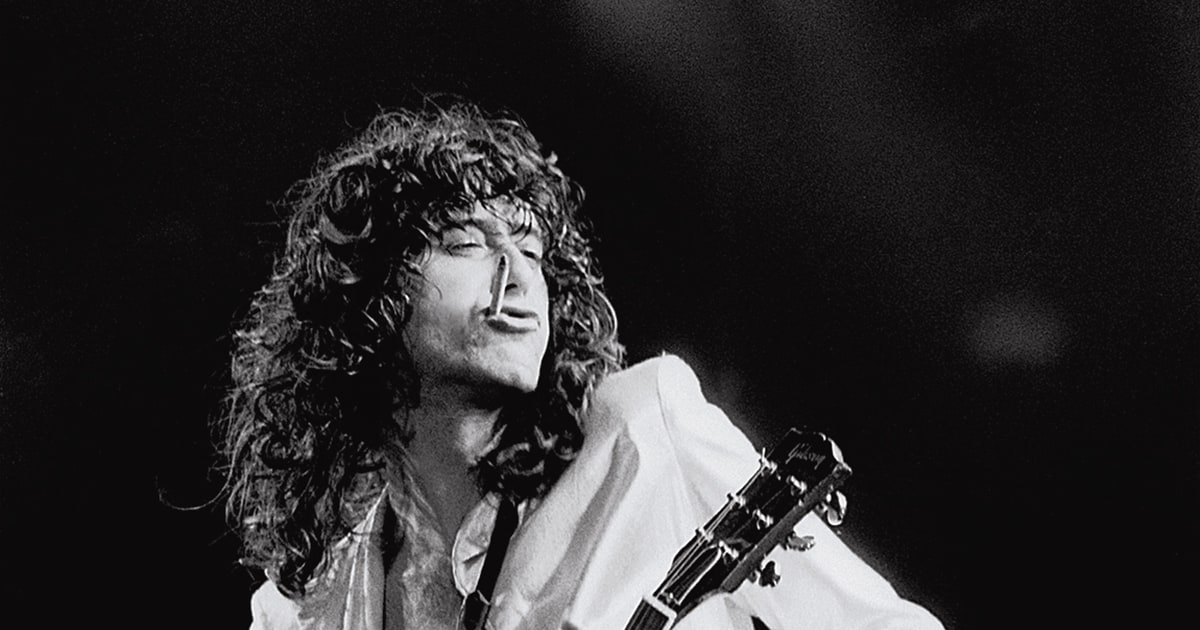 Jimmy Page Wraps Led Zeppelin Reissues With A Bang