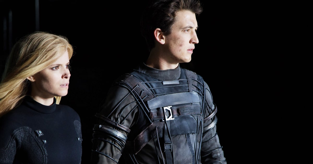 fantastic four movie review rolling stone