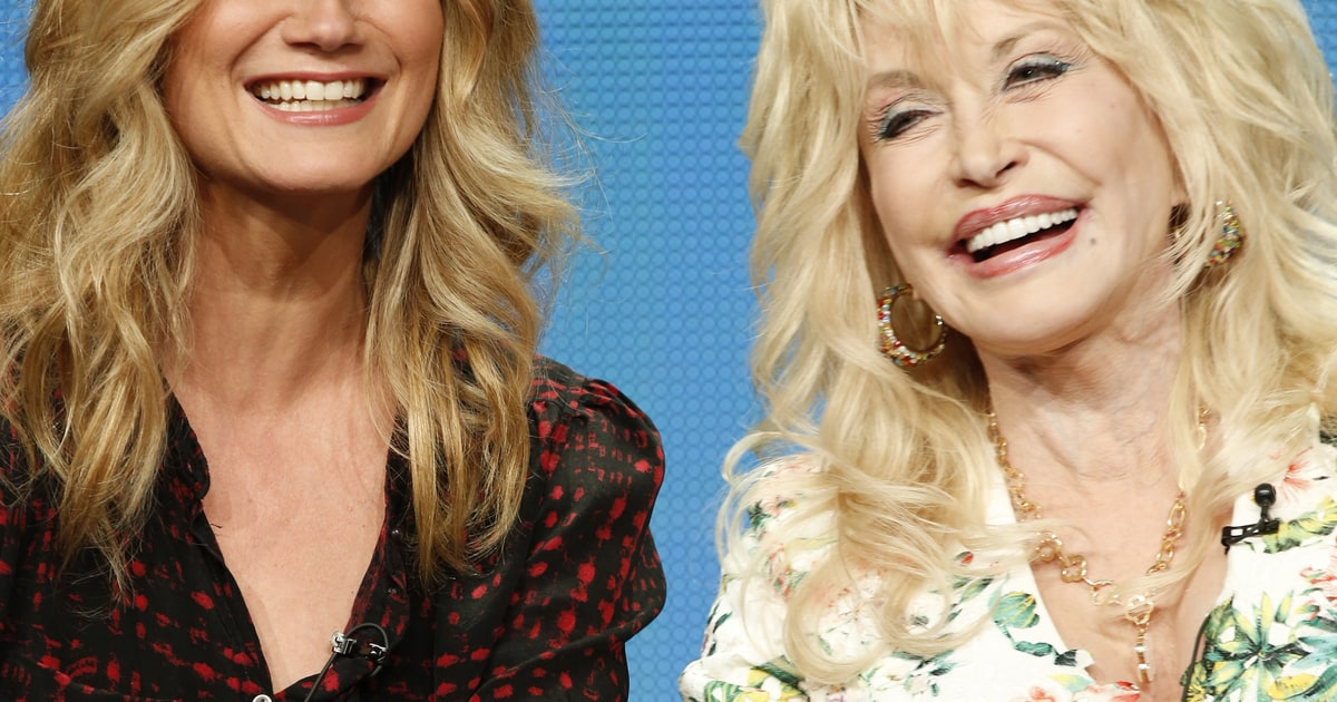 Lyric coat of many colors lyrics : Dolly Parton, Jennifer Nettles Preview 'Coat of Many Colors' Movie ...