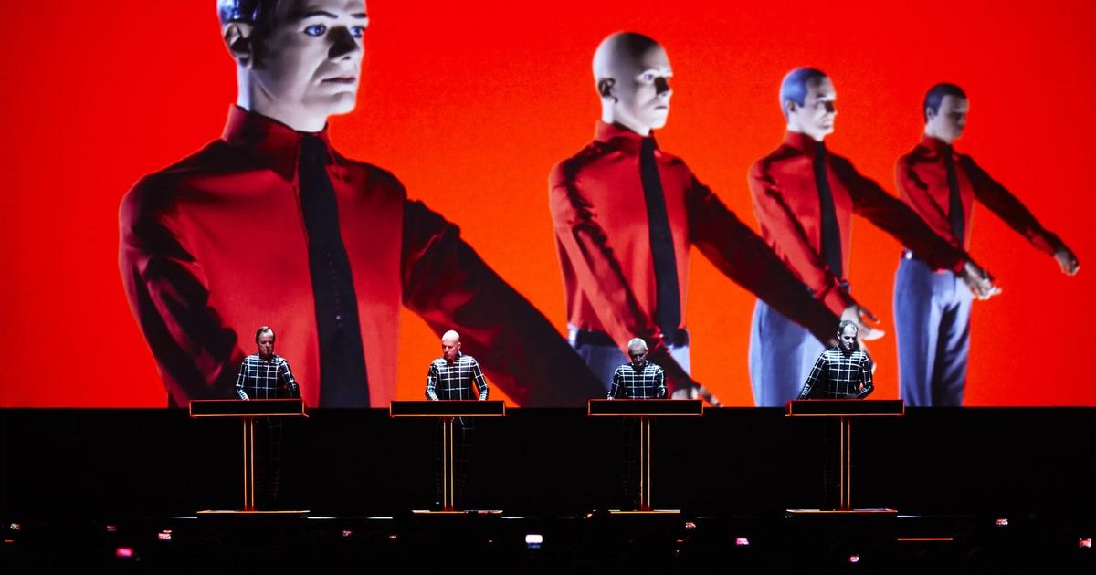 Kraftwerk on Cycling, 3D, 'Spiritual Connection' to ...Kraftwerk Band