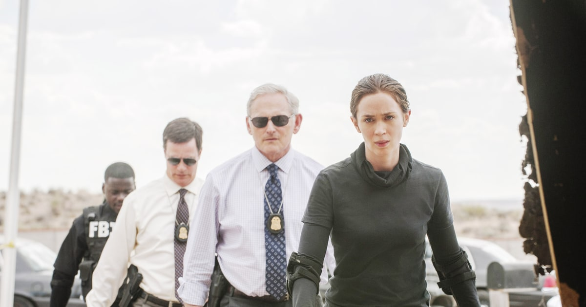 sicario movie review rolling stone