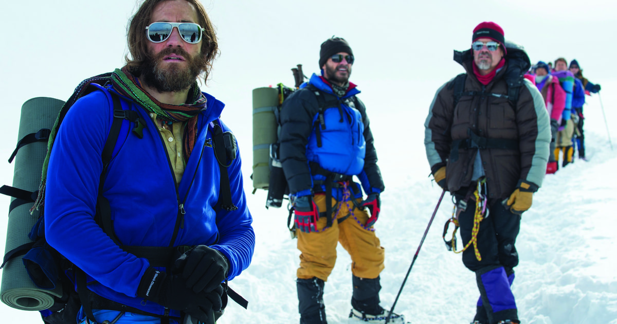 everest movie review rolling stone