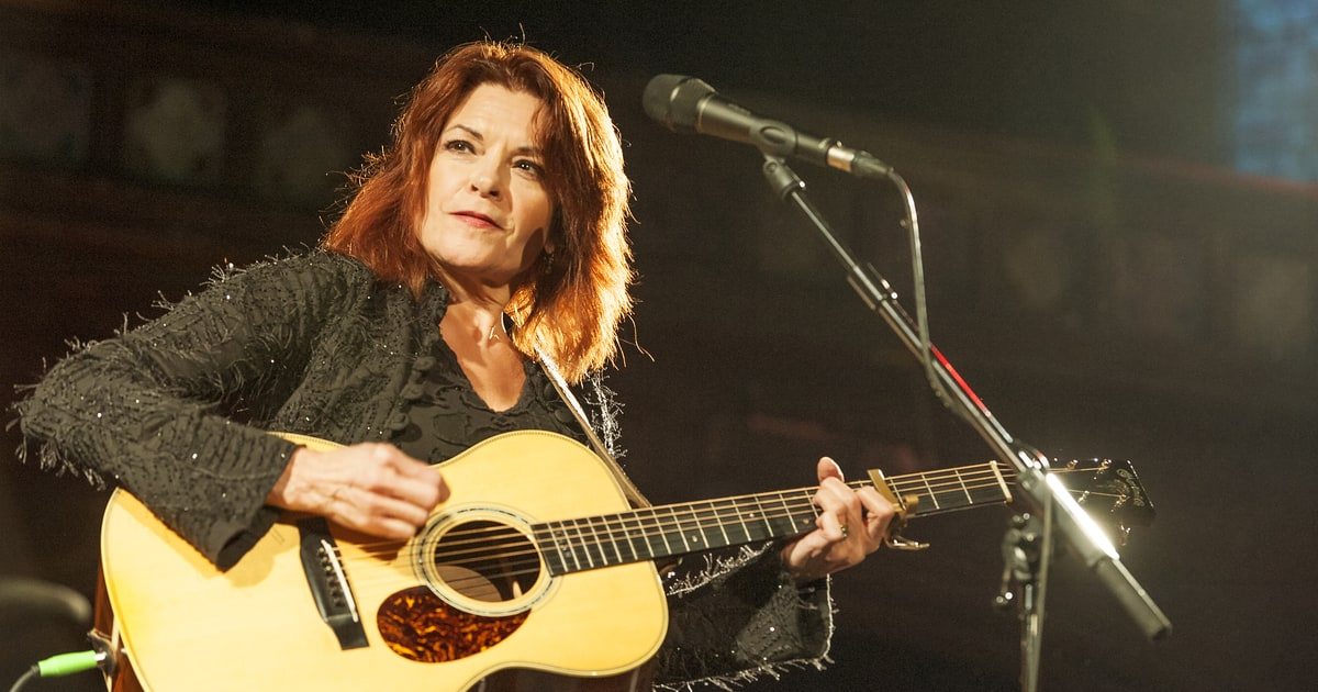 Rosanne Cash on Rare Performance, Father's Memories and ...