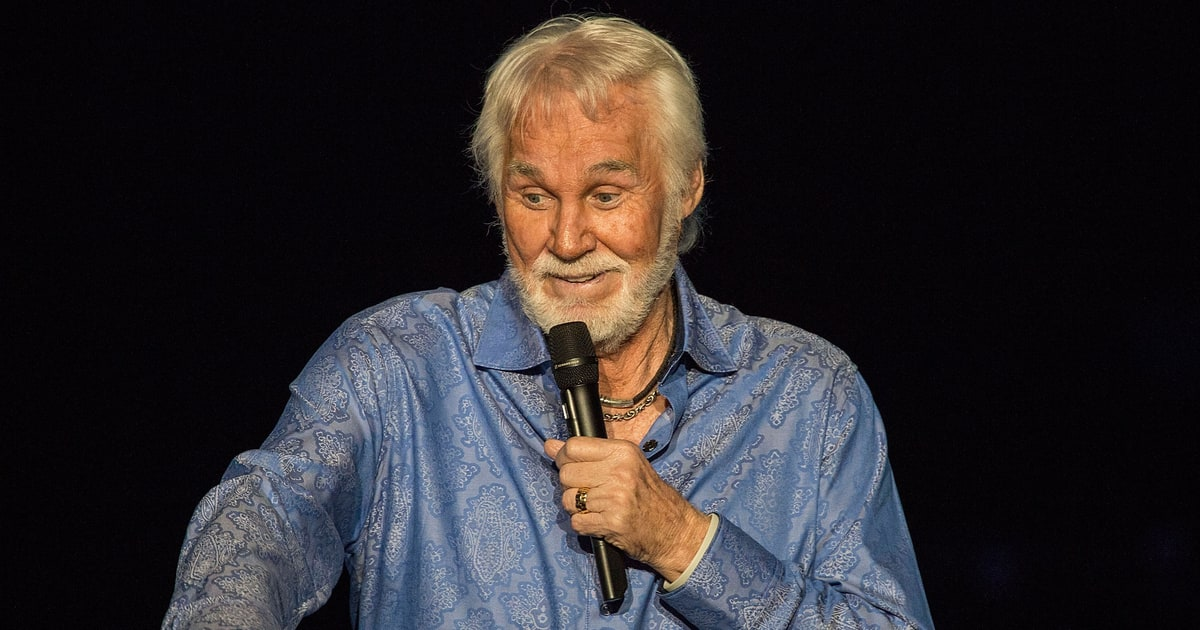 Kenny Rogers Live Tour