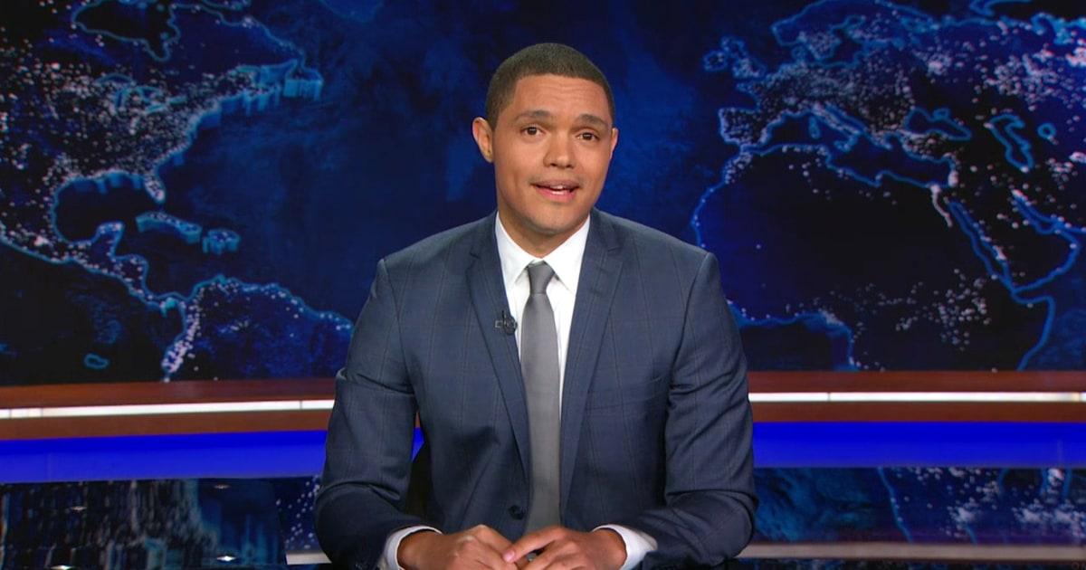 James Franco Hosting Snl >> Watch Trevor Noah Salute Jon Stewart in 'Daily Show' Premiere - Rolling Stone