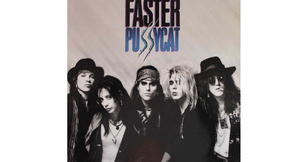 faster pussycat   u0026 39 faster pussycat u0026 39   1987