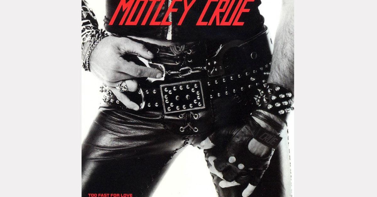 motley crue   u0026 39 too fast for love u0026 39   1981