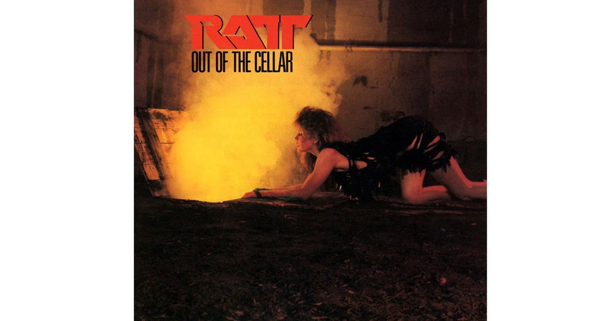 Ratt, 'Out of the Cellar' (1984) | 50 Greatest Hair Metal ...