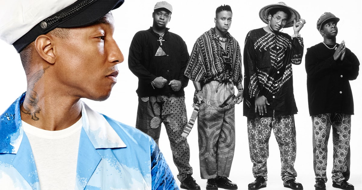 Lyric a tribe called quest can i kick it lyrics : Hear Pharrell's Sultry Remix of Tribe Called Quest's 'Bonita ...