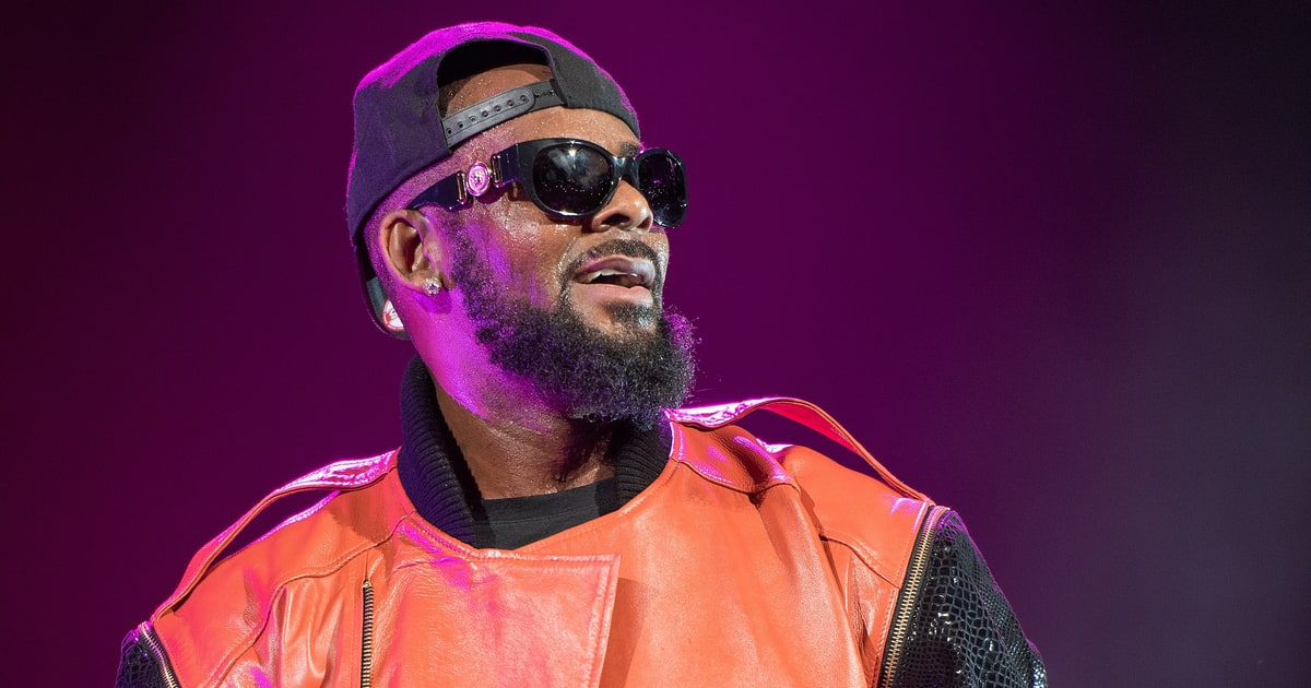 R Kelly Hosts Mansion Blowout In Backyard Party Video