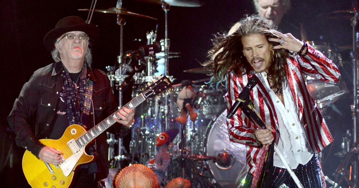 Aerosmith steven tyler abandoned us rolling stone