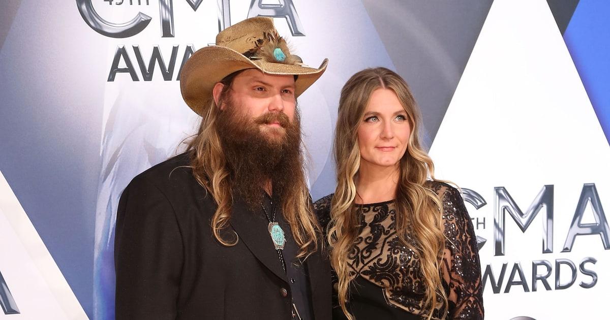 Chris Stapleton And Wife Morgane Evoke Johnny And June