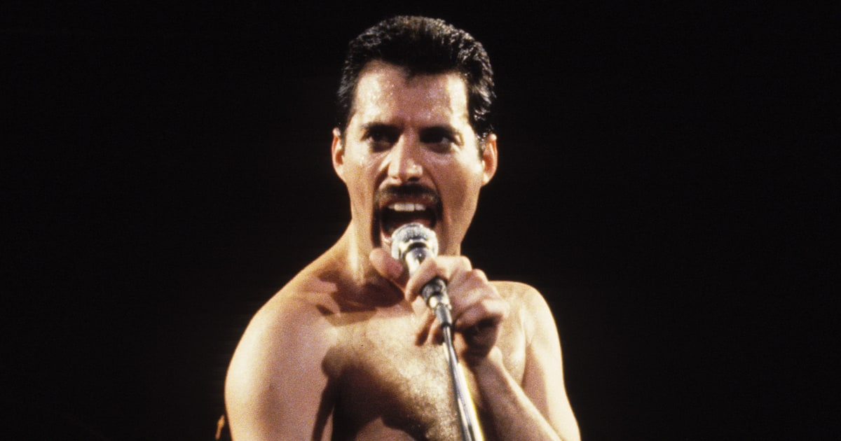 Freddie Mercury Biopic Revived With New Screenwriter - Rolling Stone