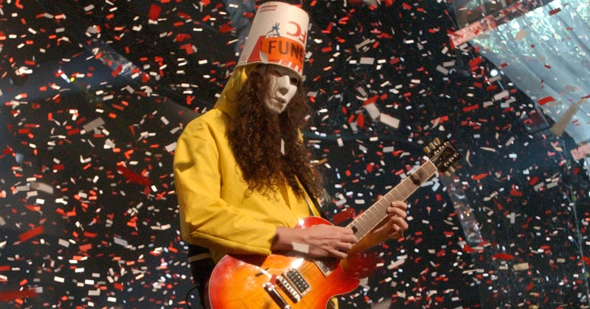 March 2000 The Ballad Of Buckethead 50 Wildest Guns N
