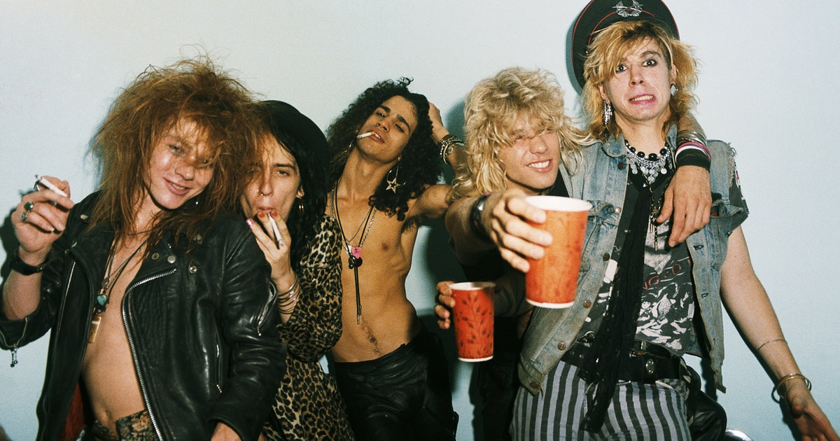 50 wildest guns n roses moments rolling stone