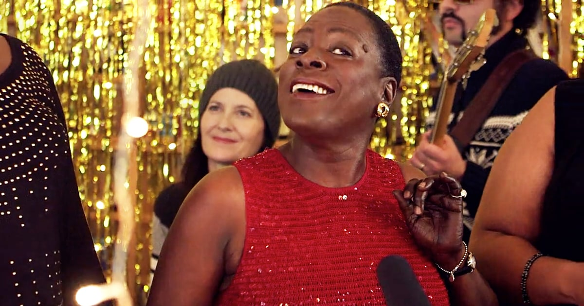 Watch Sharon Jones Turn Office Into Festive, Soulful Holiday ...