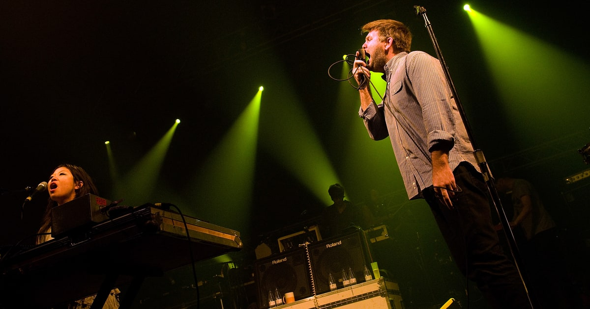 LCD Soundsystem Release First New Song in Five Years - Rolling Stone