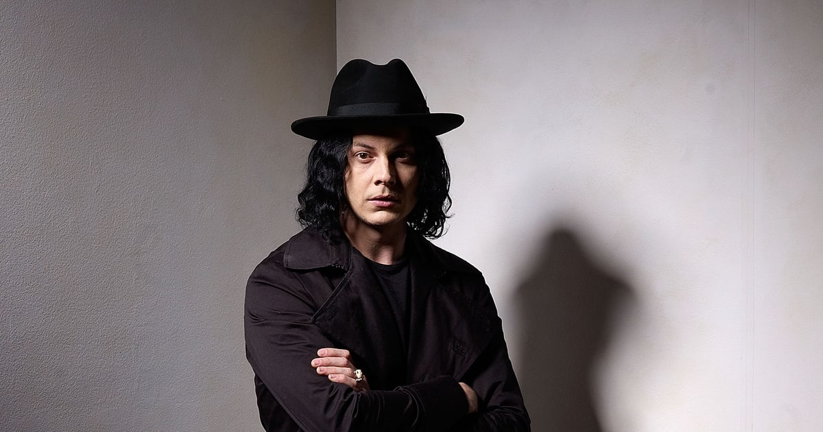Early jack white
