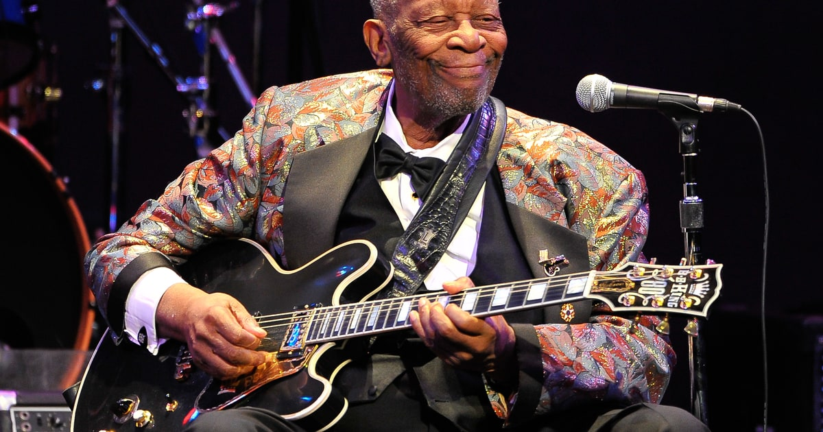 farm aid tv special to feature archival b b king footage rolling stone. Black Bedroom Furniture Sets. Home Design Ideas