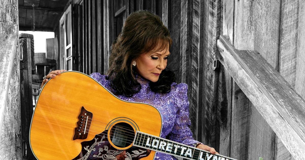 Loretta Lynn Jack White
