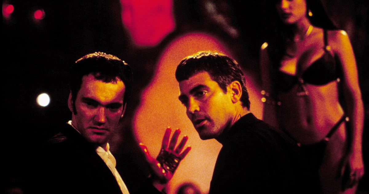 From Dusk Til Dawn 30 Great Movies Turning 20 In 2016