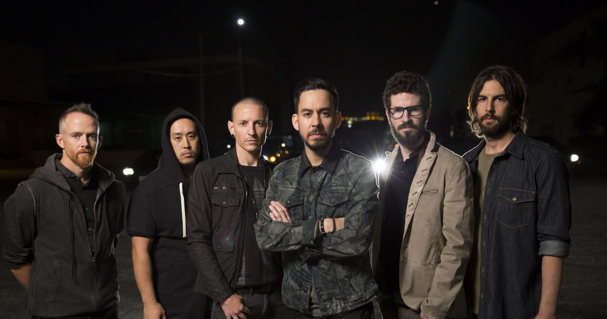 New Linkin Park Lp Expected This Year Rolling Stone