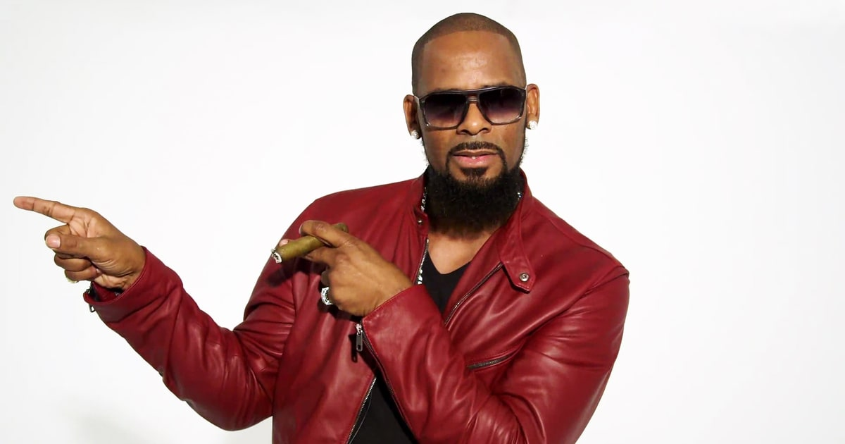 Hear R. Kelly Sing About His Life for 45 Minutes - Rolling ...