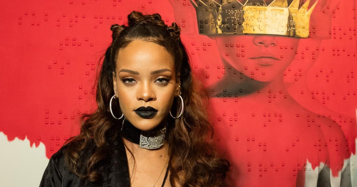 Rihanna последняя песня скачать