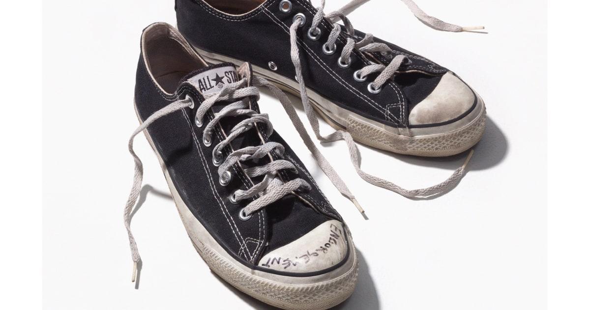 Kurt Cobain Shoes For Sale