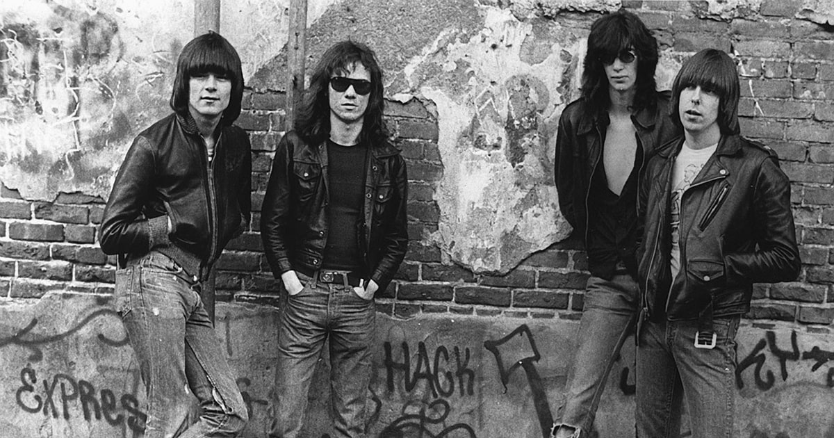 Ramones' Debut LP: 10 Things You Didn't Know - Rolling Stone