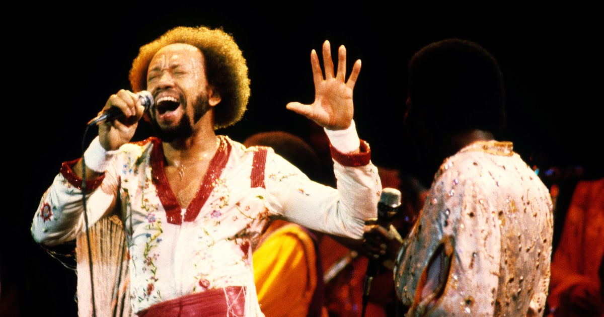 Maurice White Earth Wind Amp Fire Singer And Co Founder