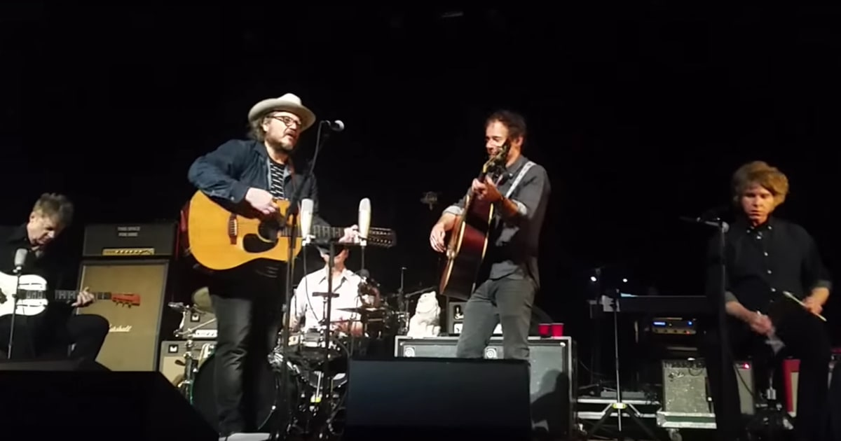 See Wilco Perform David Bowies Space Oddity in Brooklyn news