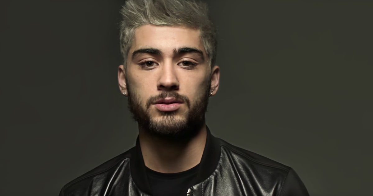 Zayn Malik At Number One What Pillowtalk Means For R Amp B Rolling Stone