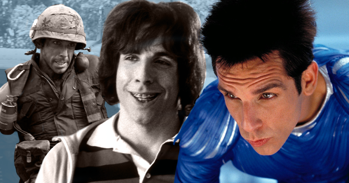 the best and worst of ben stiller a to z rolling stone