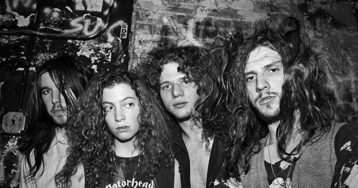 White Zombie Revive Early Noise Rock Material For Massive