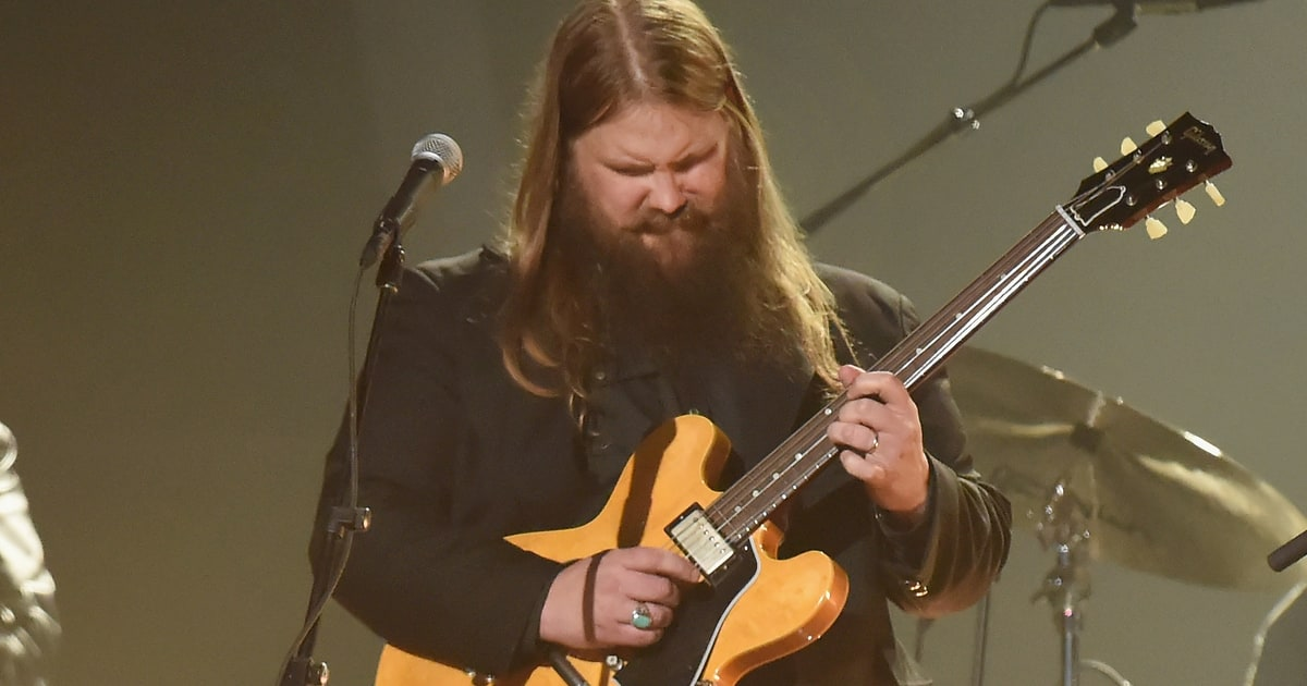 Inside chris stapleton 39 s grammy night ram report for What songs has chris stapleton written