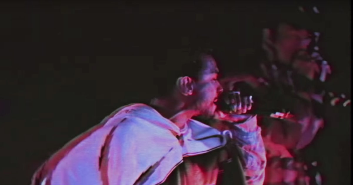 See Miguel Travis Scott Sing From The Rooftops In Waves