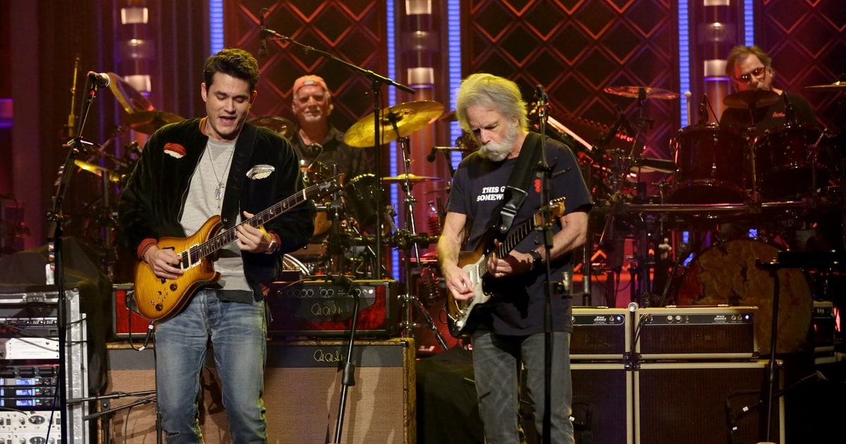 Watch Dead Amp Company Get Funky With Grateful Dead Classics