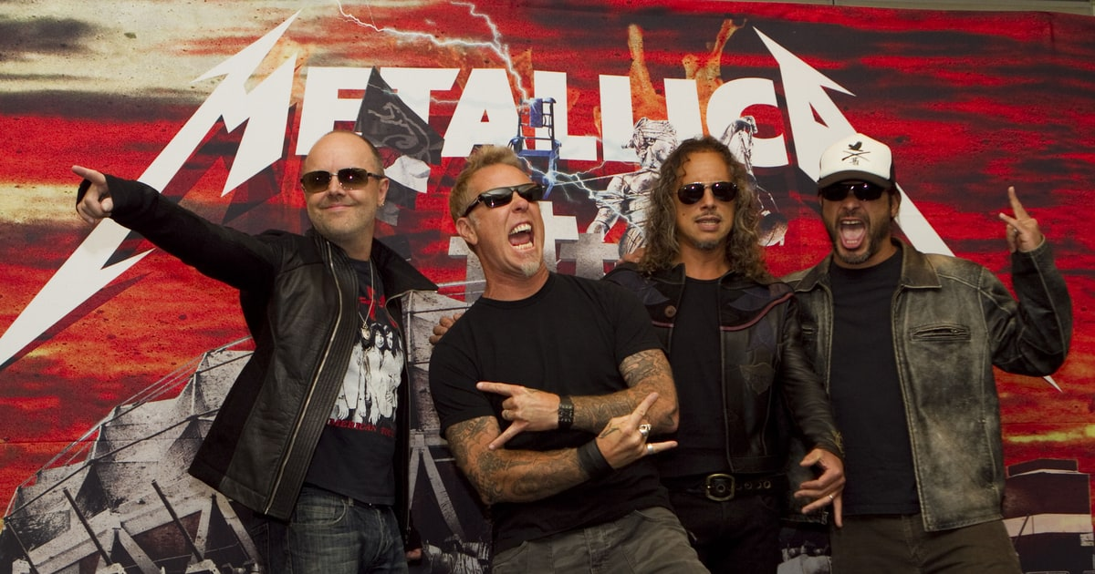 Hear Metallicas Ripping Live Am I Evil? and Motorbreath From 1985 news