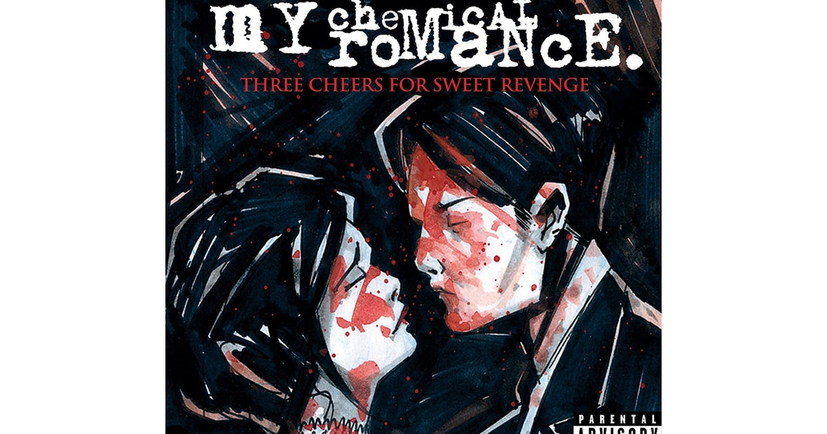 My chemical romance 39 three cheers for sweet revenge for Top 50 house songs of all time