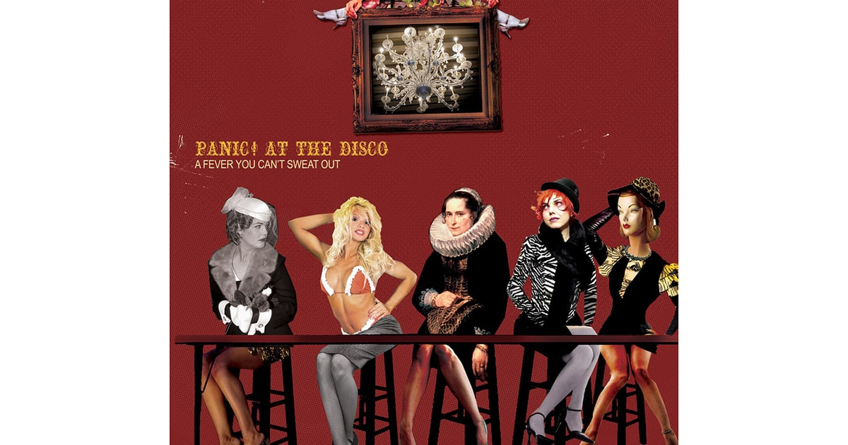 Time To Panic >> Panic! at the Disco, 'A Fever You Can't Sweat Out' (2005) | 40 Greatest Emo Albums of All Time ...