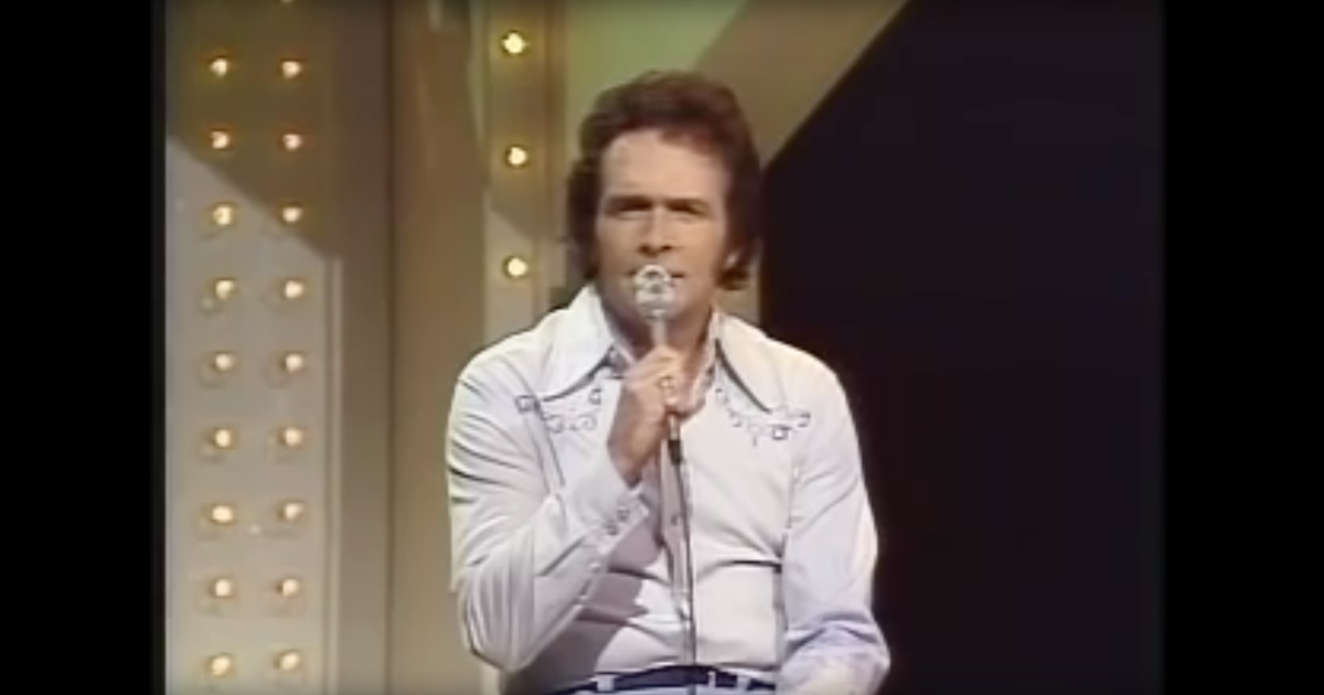 Quot Holding Things Together Quot 1974 Merle Haggard 30