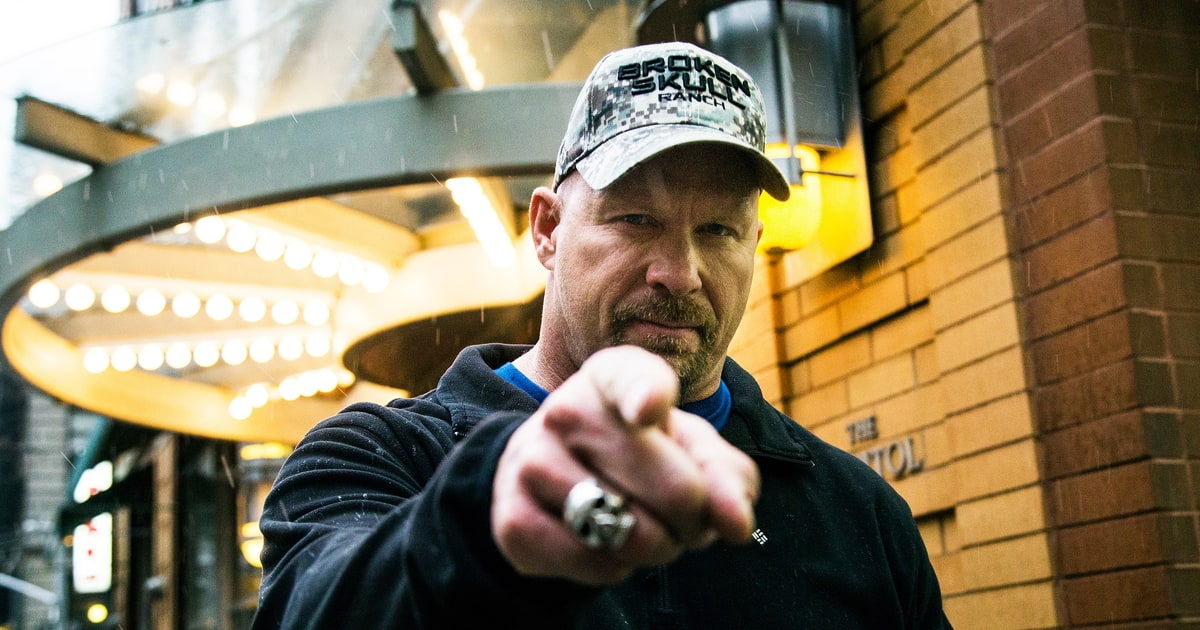 Stone Cold Steve Austin Just Wants To Drink A Couple