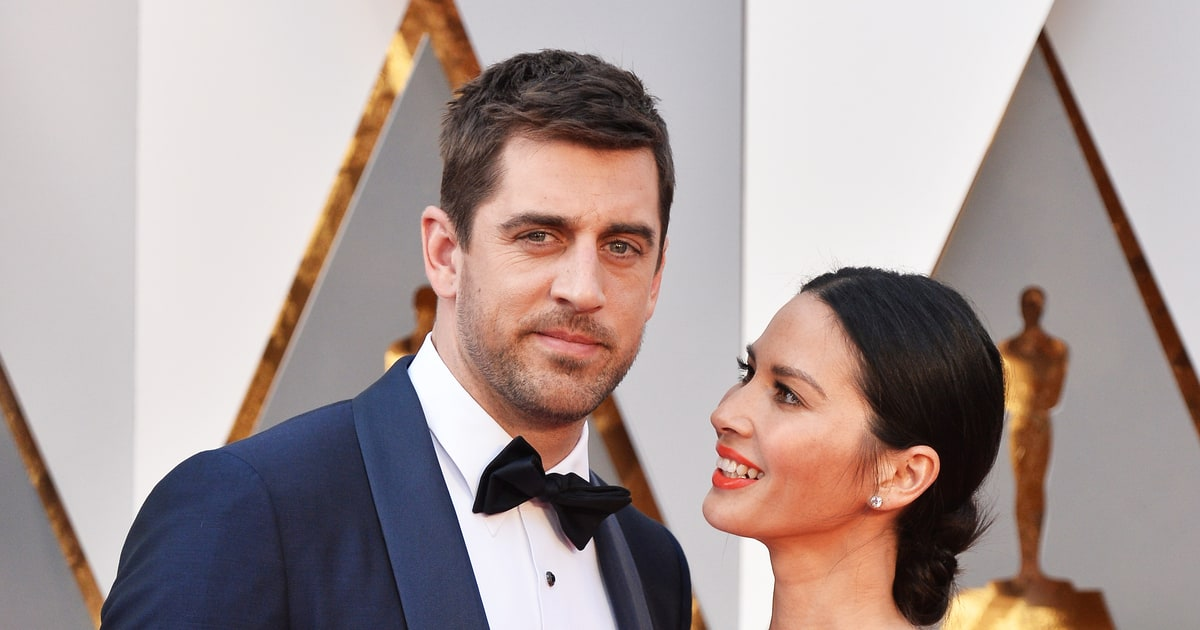 Aaron Rodgers Clears Up Oscars Girl Scout Cookie ...