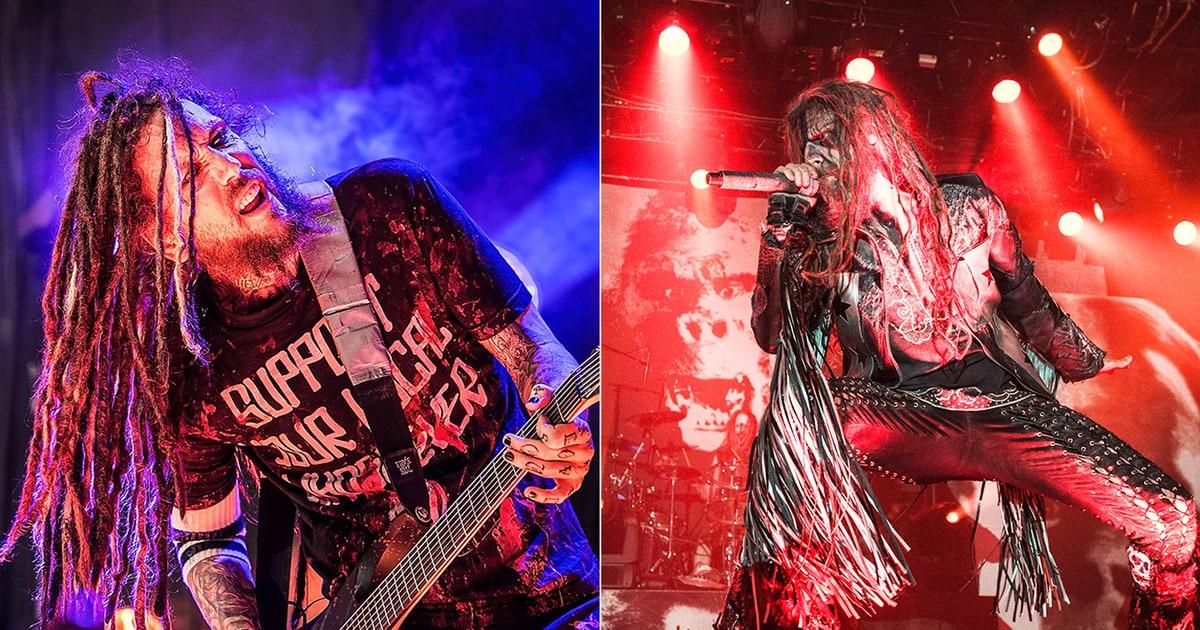 Korn Zombie Tour
