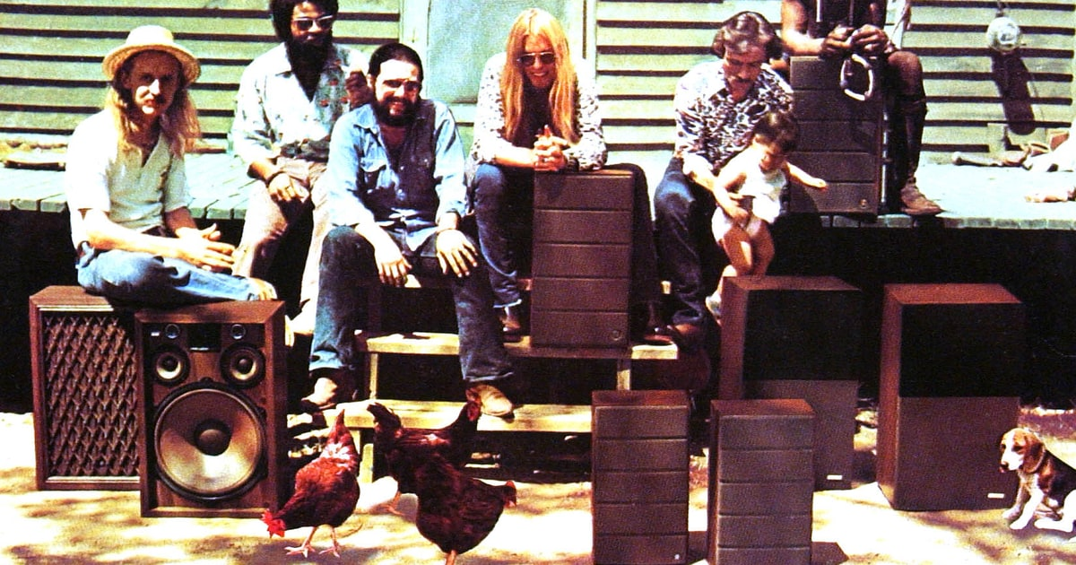 Allman Brothers Band S 1971 Fillmore East Run An Oral