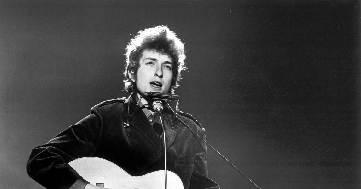 Bob Dylan's 'Blonde on Blonde' Album to Be Feted at ...