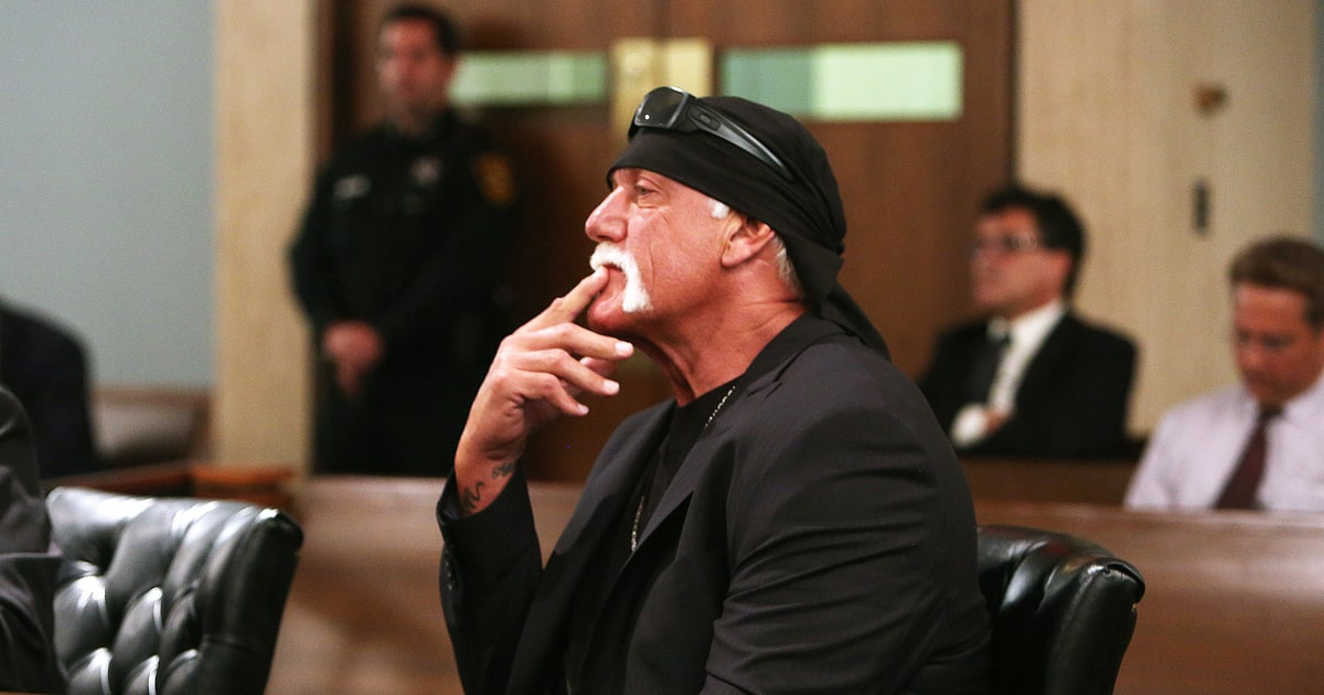 Hulk hogan sex interview macho man