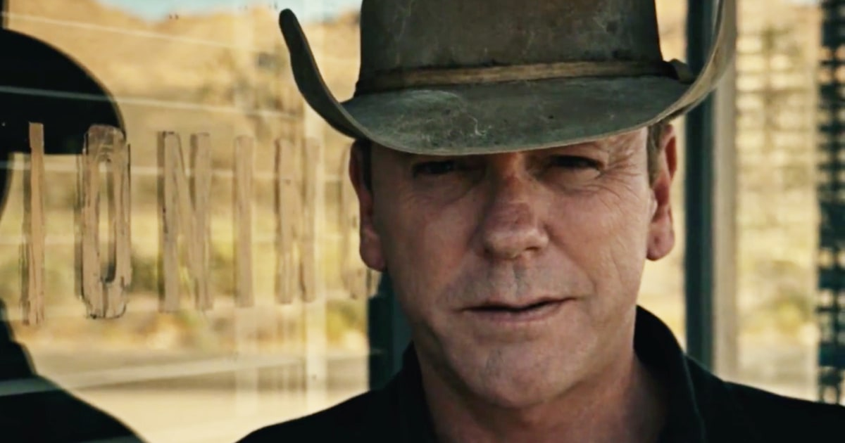 See Kiefer Sutherland S Debut Country Music Video Not